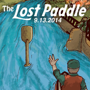 Arcadia & Lee's present the Lost Paddle