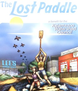 The Lost Paddle 2015
