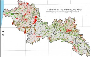 wetlands map