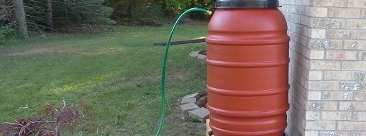 Rain Barrel Sale - Kalamazoo River Watershed Council