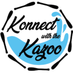 Konnect with the Kazoo logo image