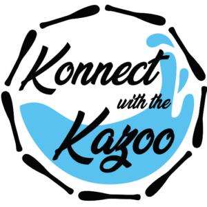 Konnect with the Kazoo logo image